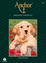 Load image into Gallery viewer, Labrador Puppy (Tapestry Kit)