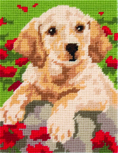 Labrador Puppy (Tapestry Kit)