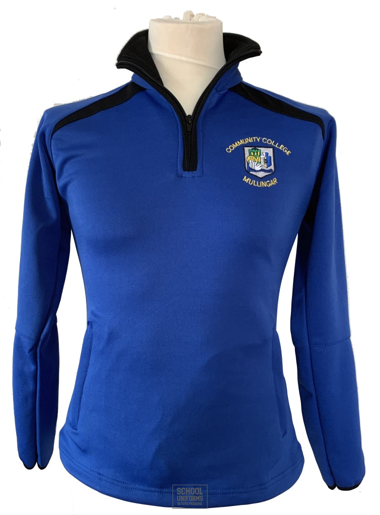 Mullingar Community College Tracksuit Top Full