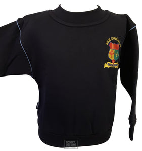 Scoil Chroi Naofa Tracksuit Top Only Jumper
