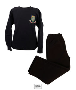 Scoil Naomh Iosaf Rathwire Full Tracksuit (Top And Jog Pants) Jumper