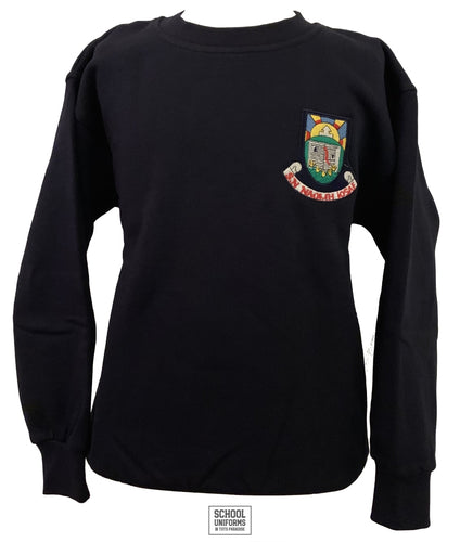 Scoil Naomh Iosaf Tracksuit Top Only Jumper