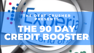 The 90 Day Credit Booster