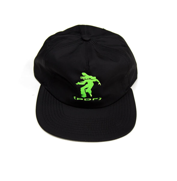 """Computer Man"" Unstructured Nylon Cap"