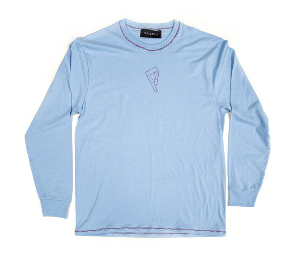 """Mountain Stitch"" Long-Sleeve"