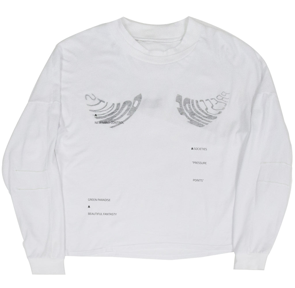 "Long Sleeve ""Pressure Points"" Shirt"