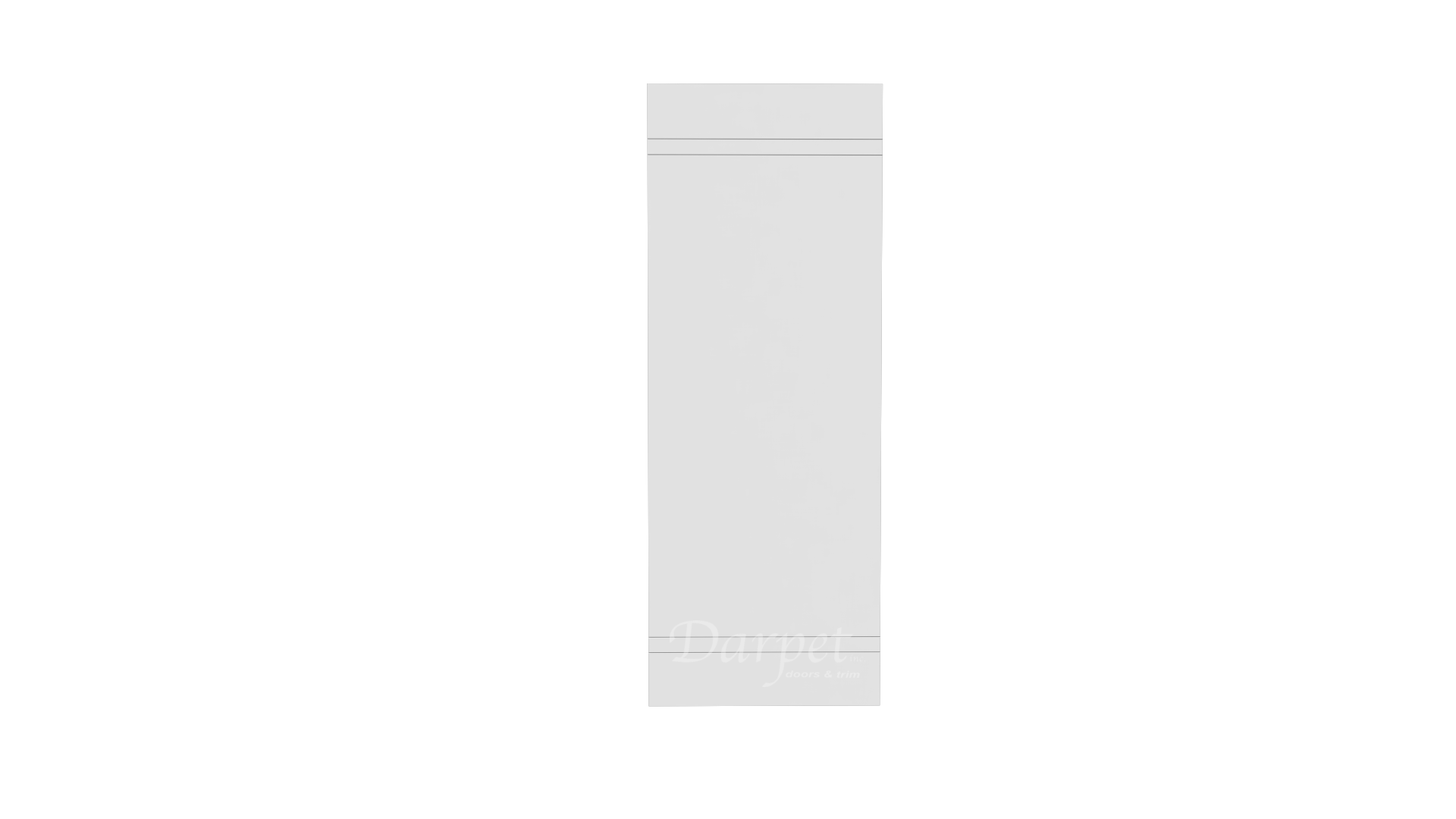 "Stanza Primed Groove Interior Door 7'-0"" (84"")"