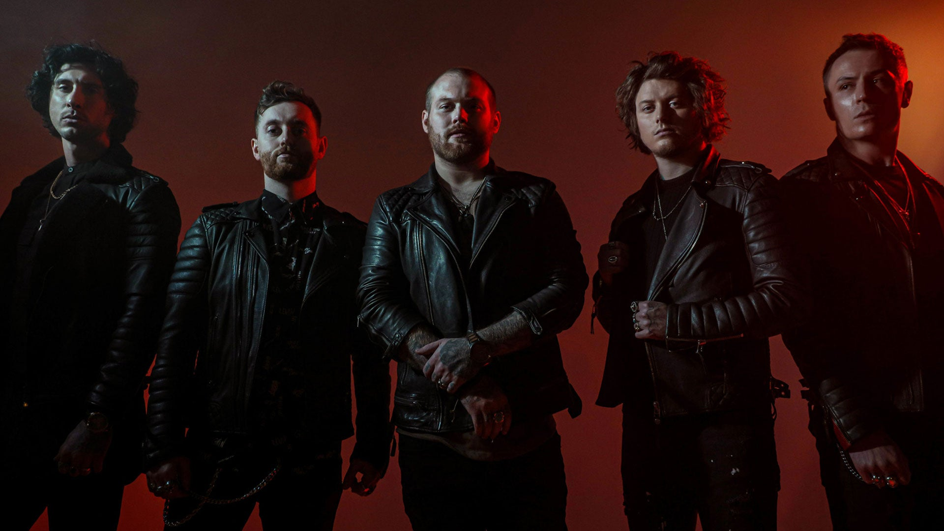 Members of Asking Alexandria Q&A