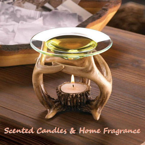 Scented Candles and Home Fragrance