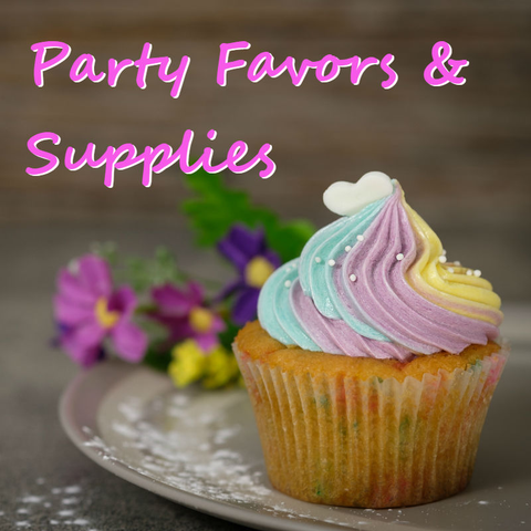 Party Favors and Supplies
