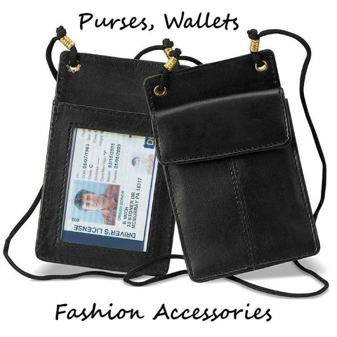 Purses, Wallets, Cell Phone Covers and Fashion Accessories