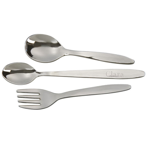 3 Piece Children's Flatware Set