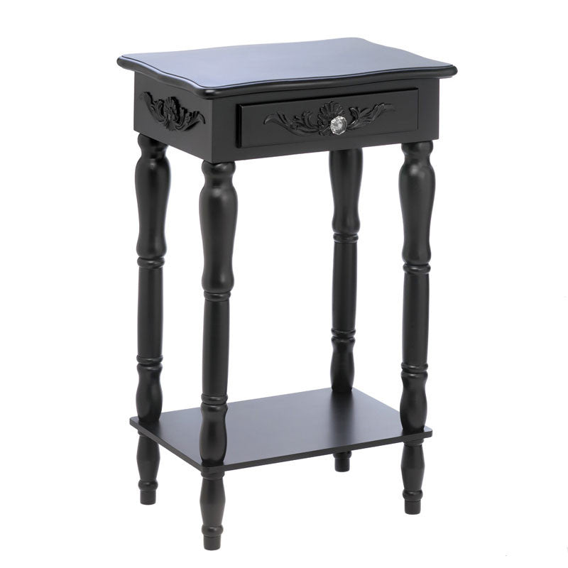 Colonial Carved Side Table 15081