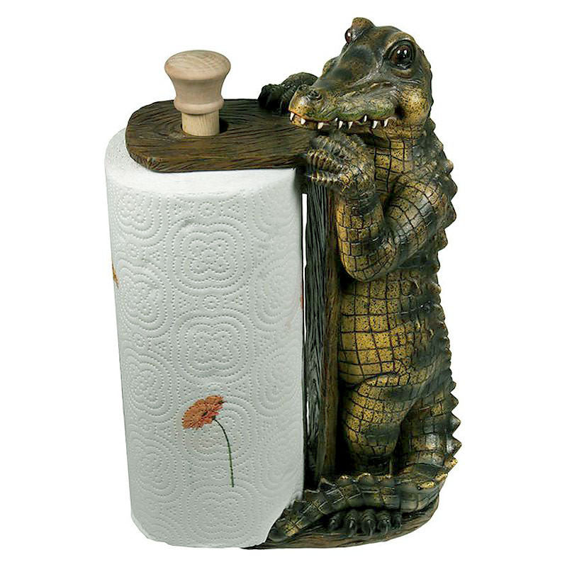 Alligator Paper Towel Holder 843