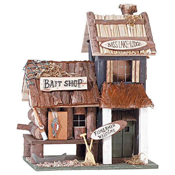 The Bait Shop Bird House 31245