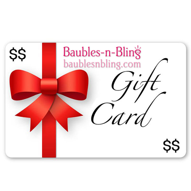 Baubles-N-Bling Gift Card