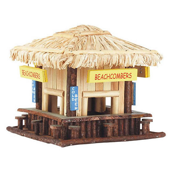 Beachcombers Birdy Bar Bird House 34715
