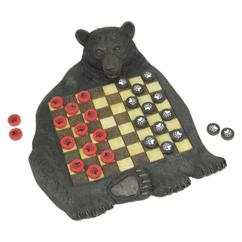 Bear Checkerboard Set