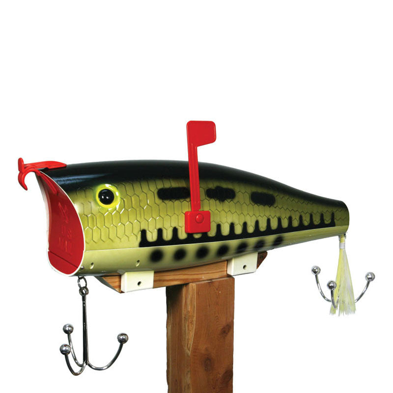 Big Mouth Bass Fishing Lure US Postal Mailbox 051