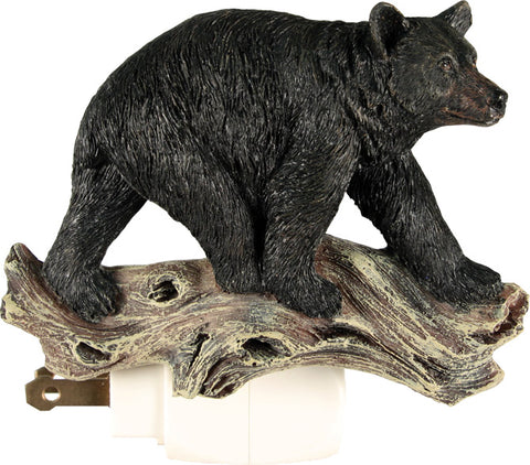Black Bear 3D Night Light