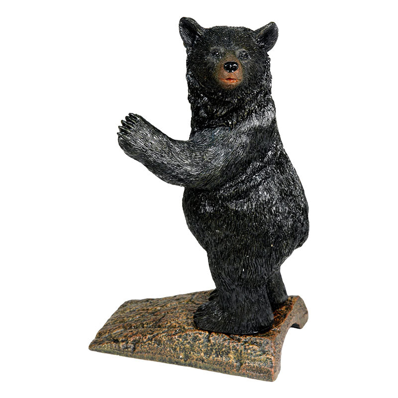 Black Bear Doorstop 1000
