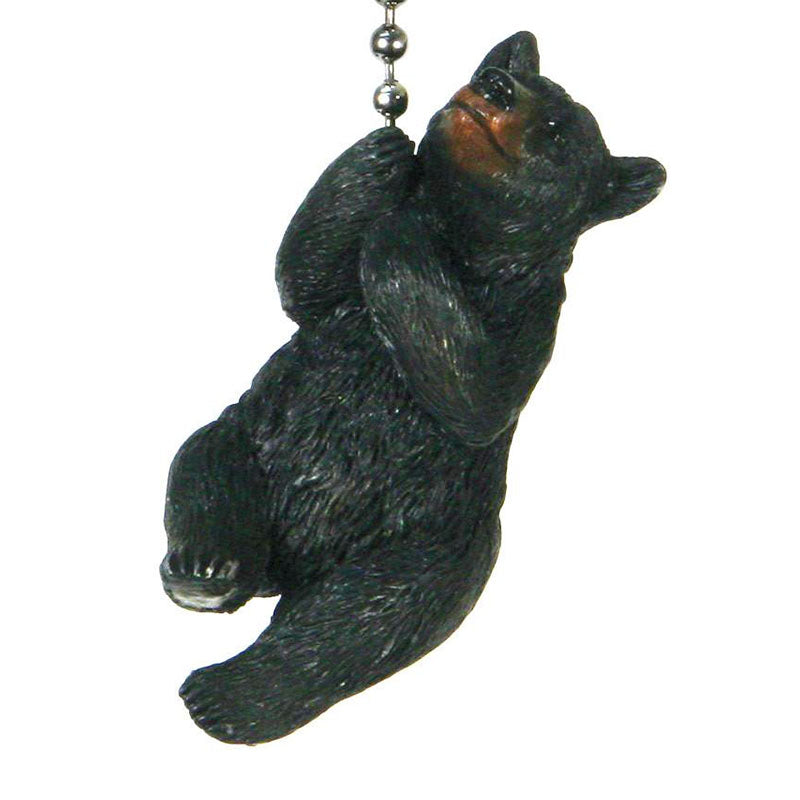 Black Bear Fan Pull 348