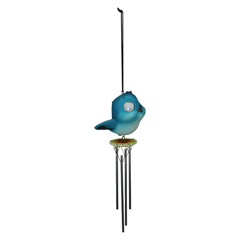 Bluebird LED Windchimes 2490