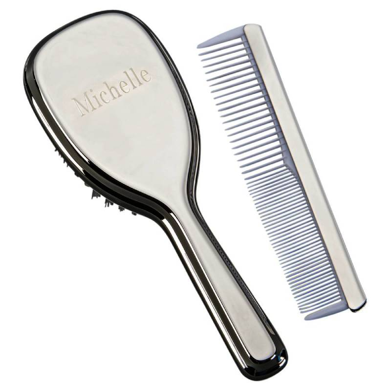 Brush and Comb Set For Girls 023005