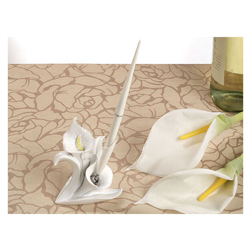 Calla Lily Pen and Holder Set 403