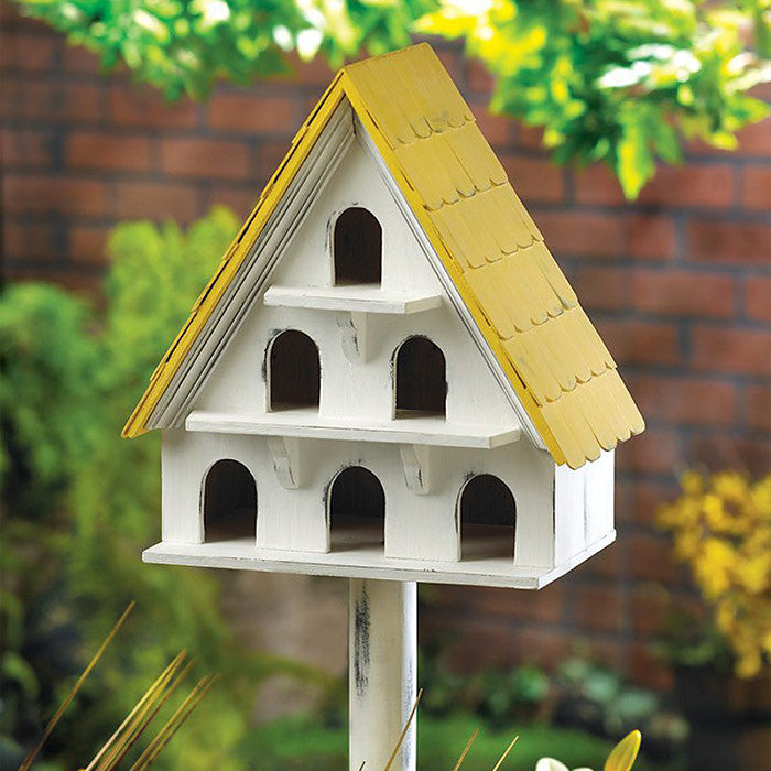 Cape Cod Condo Bird House 13776