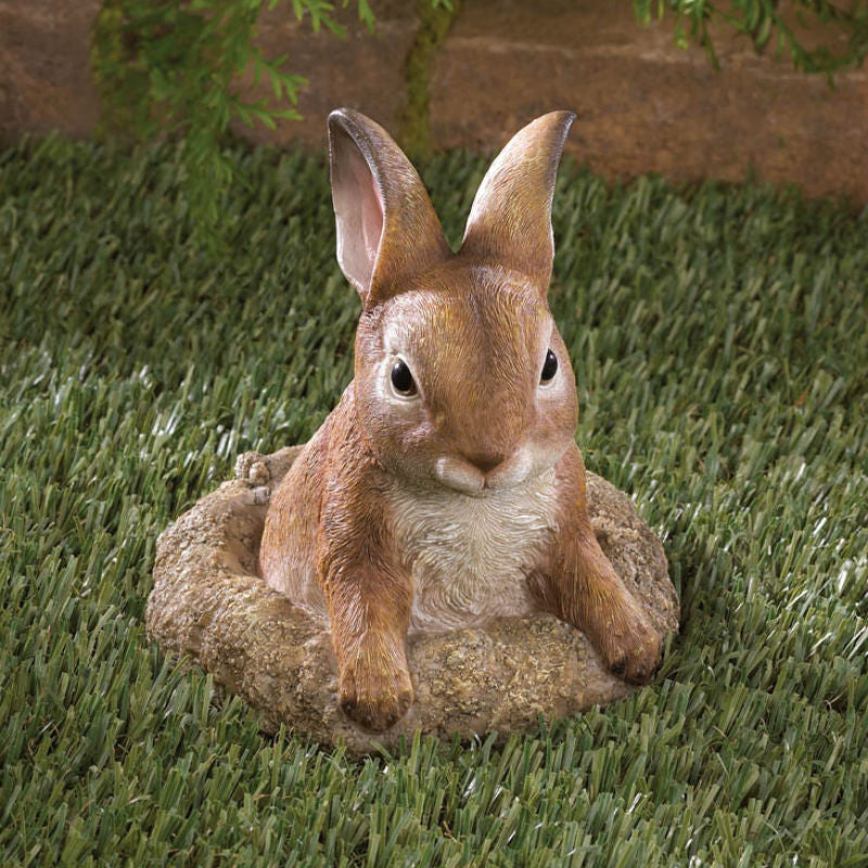 Curious Bunny Garden Decor 10016128