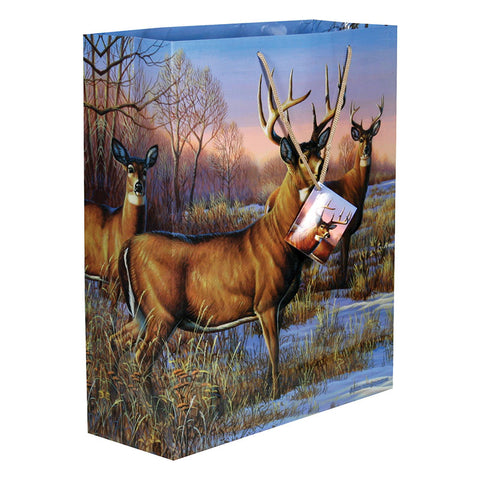 Deer Large Gift Bag