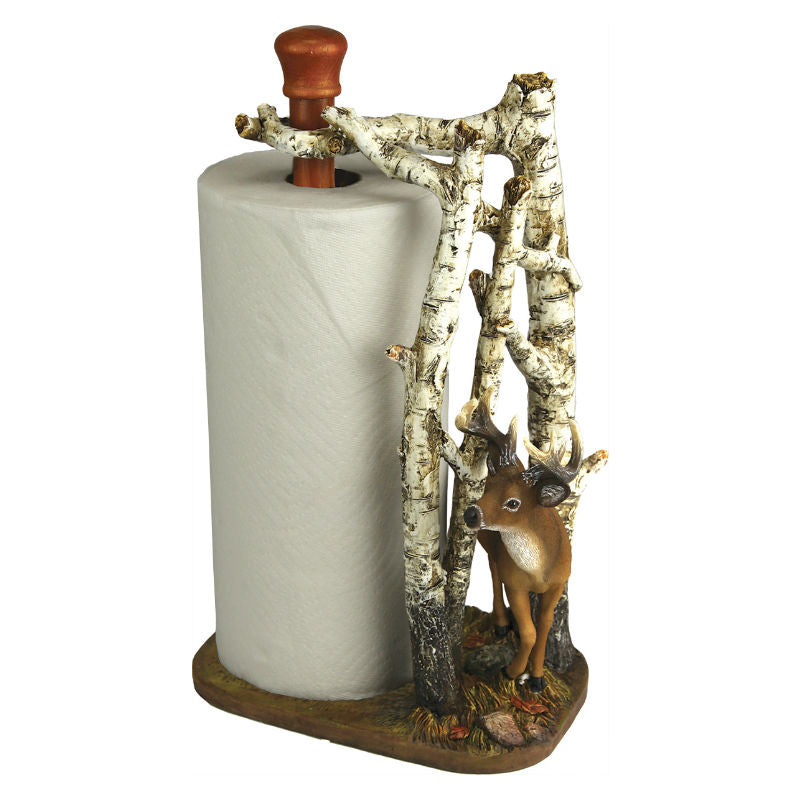 Deer Paper Towel Holder 847