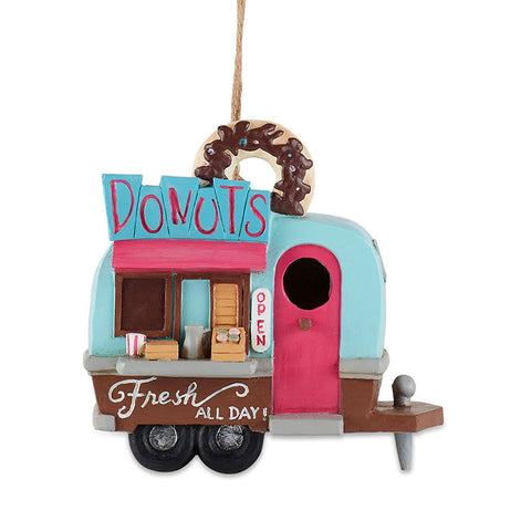 Donut Stand Birdhouse