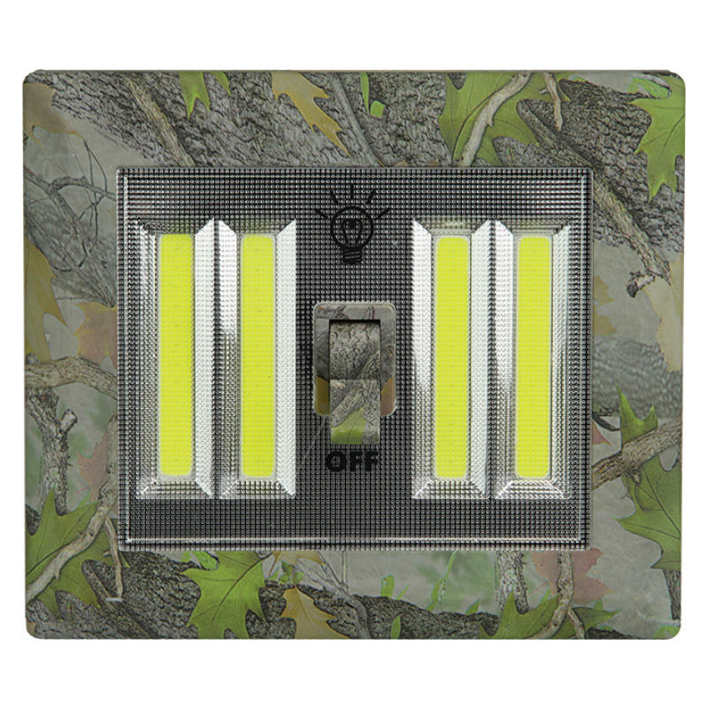 Double Camo LED Night Light Switch 1197