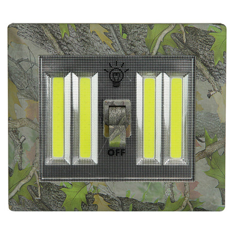 Double Camo LED Night Light Switch