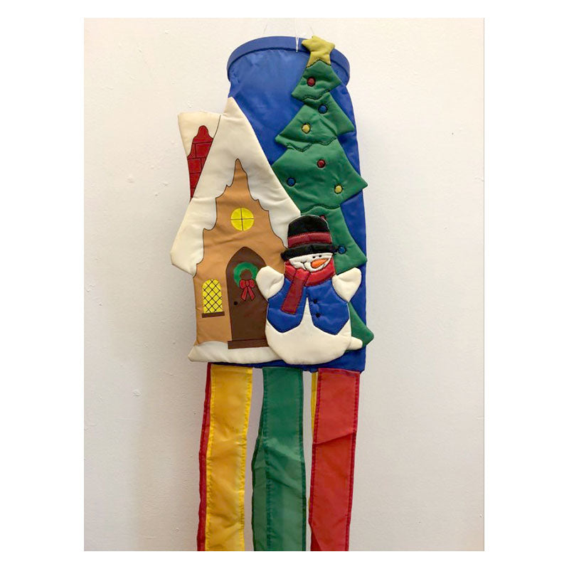 Frosty The Snowman Christmas Wind Sock 1419910B