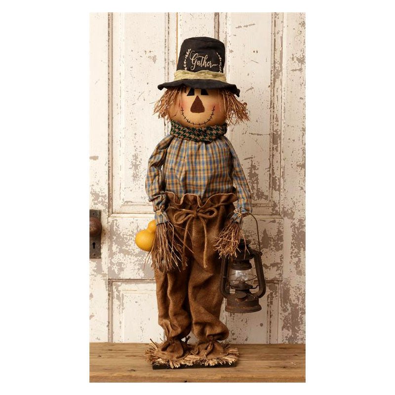 Gather The Harvest Scarecrow Figurine 6D4749