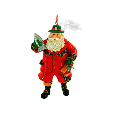 German Santa Claus Ornament