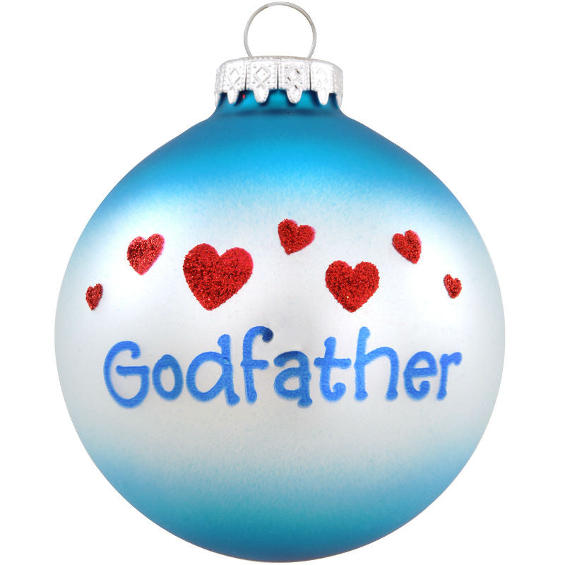 Godfather Glass Ornament 1175482