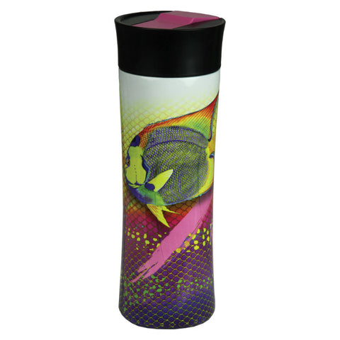 Guy Harvey Angel Fish Travel Mug