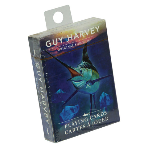 Guy Harvey Fishing Playing Cards