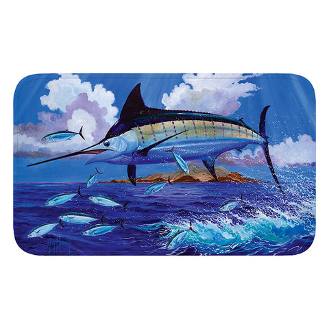 Guy Harvey Marlin Memory Foam Bath Mat