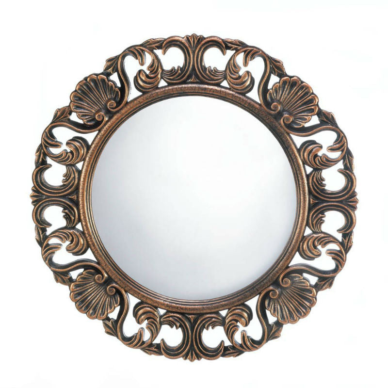 Heirloom Round Wall Mirror 10017056