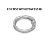 Hinged Open Ring Adapter 74512