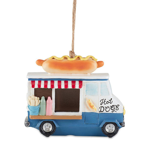 Hot Dog Food Truck Birdhouse
