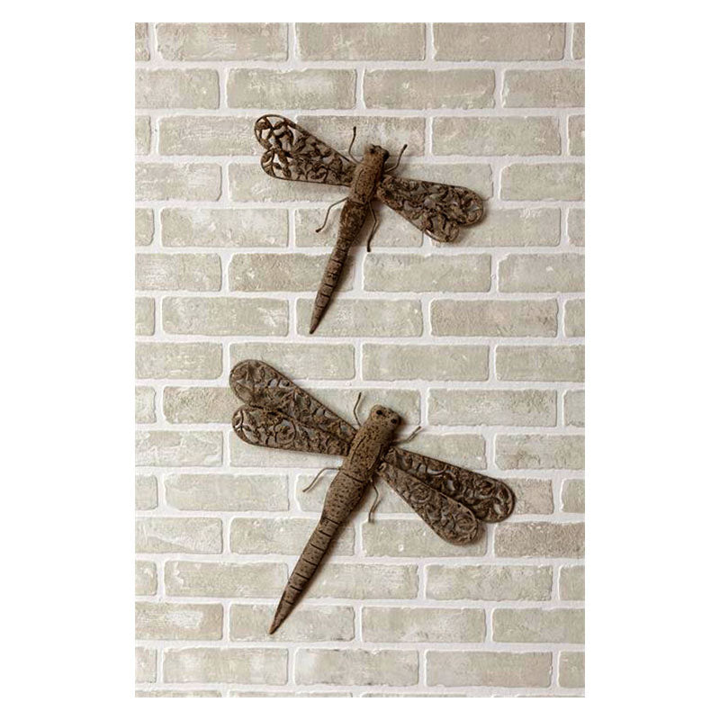Iron Dragonfly Garden Decor 51GR1623