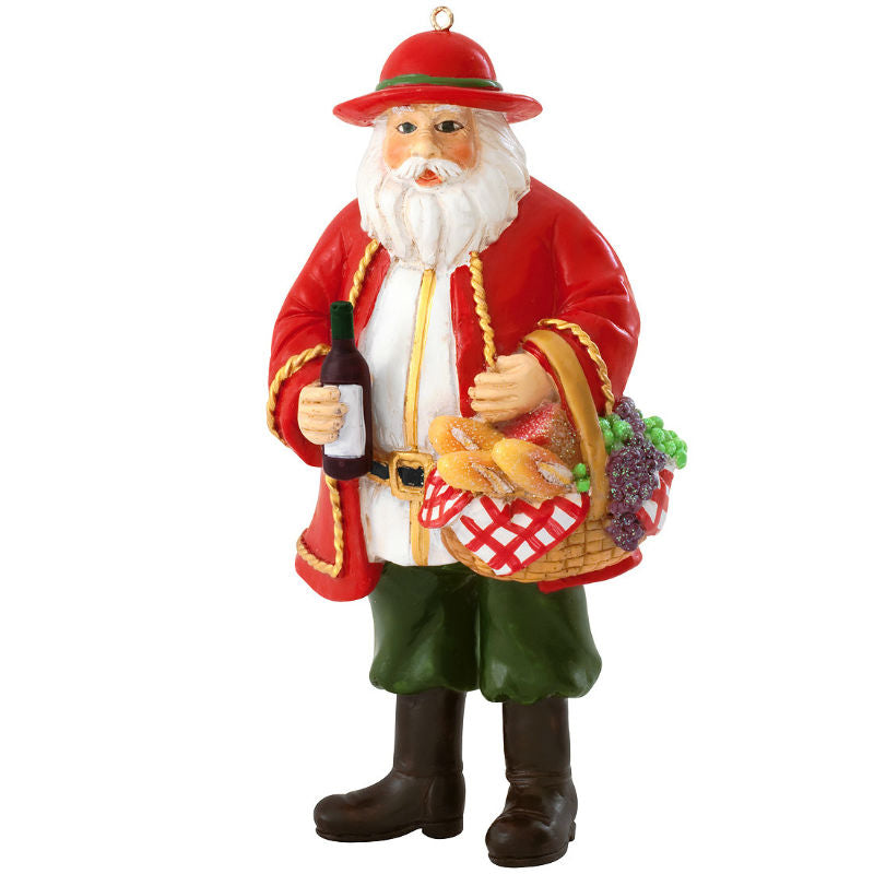 Italian Santa Claus Ornament 1157811