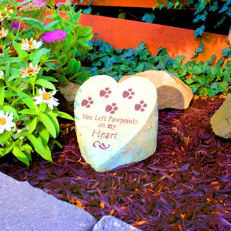 Kitty Cat Memorial Garden Stone 34293