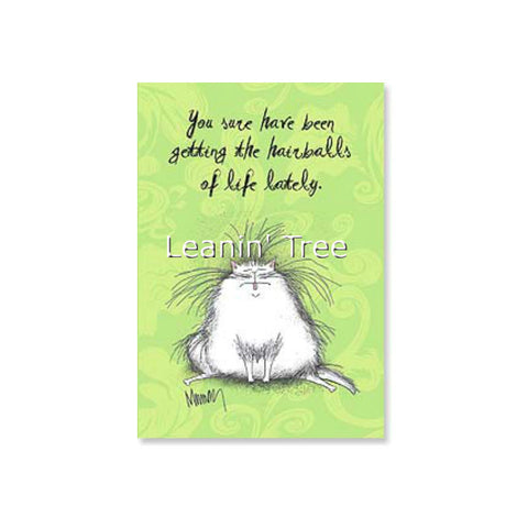 Leanin' Tree Hang In There Encouragement Card